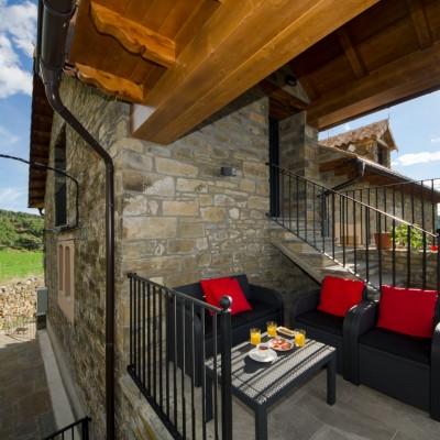 Casa La Esencia, pirineos