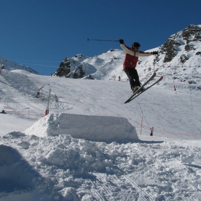 Esquí en Francia