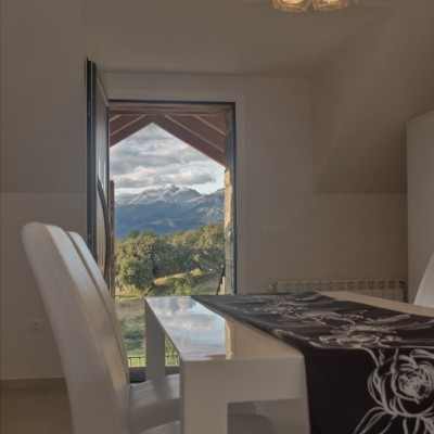 Casa rural La Esencia, Pirineo